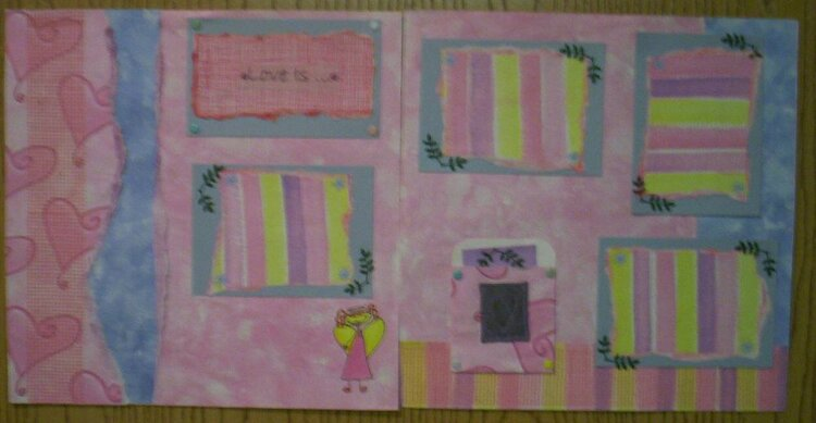 2 point layout - week 4