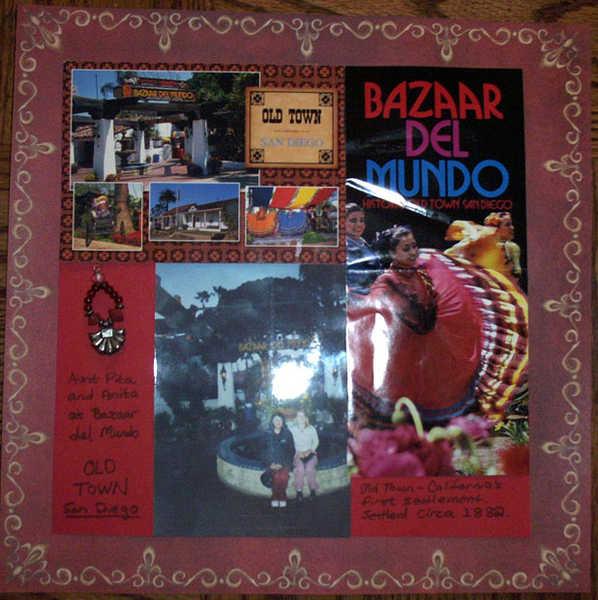 Old Town: Bazaar del Mundo