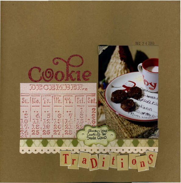 Cookie Traditions