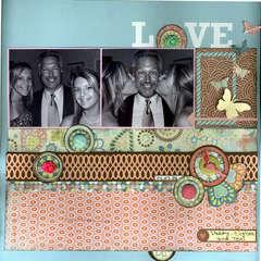 Love {dt layout 2/2011}