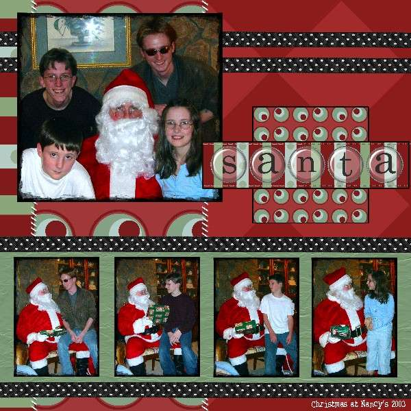 Santa 2003