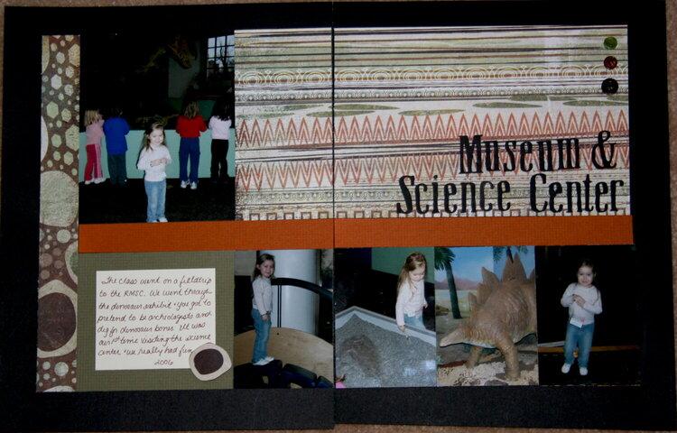 Museum & Science Center