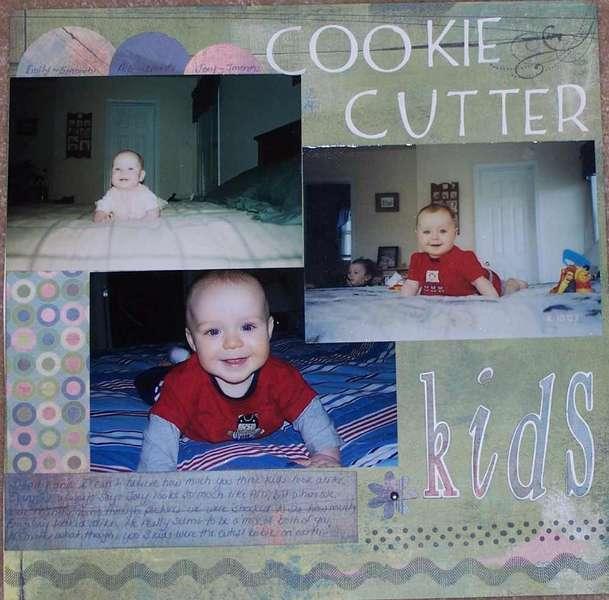 Cookie Cutter Kids