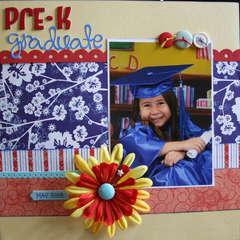 *Pre-K Graduation*