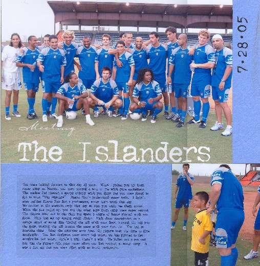 Meeting The Islanders