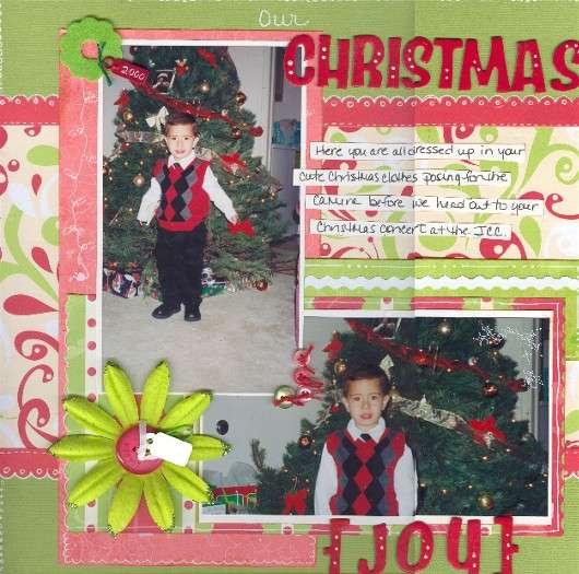 Our Christmas Joy