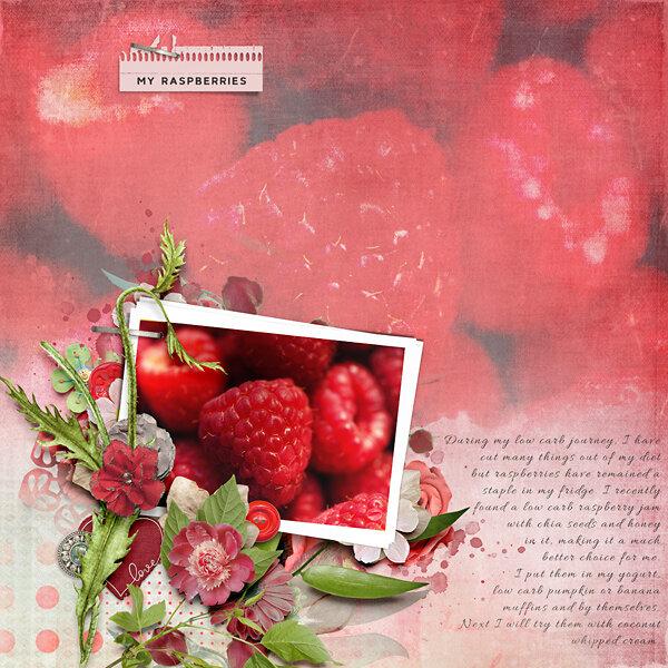My Raspberries