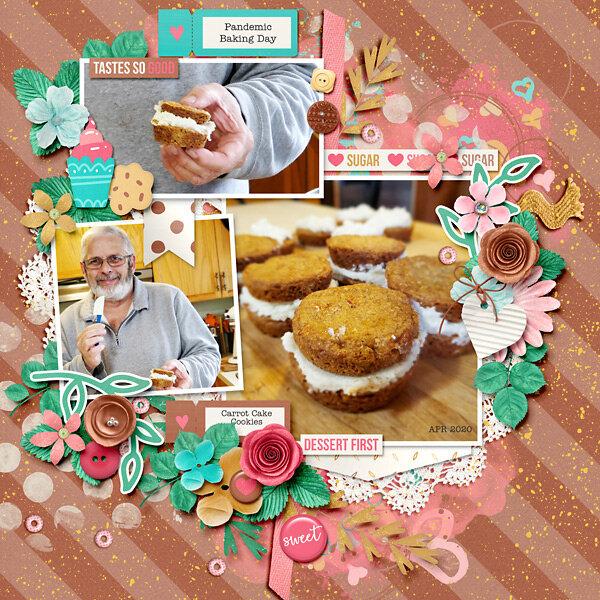 Pandemic Baking Day
