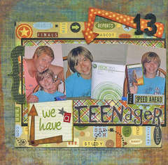 We Have a Teenager