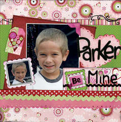 New Bo Bunny! Parker Be Mine