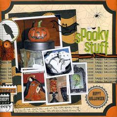 My Spooky Stuff