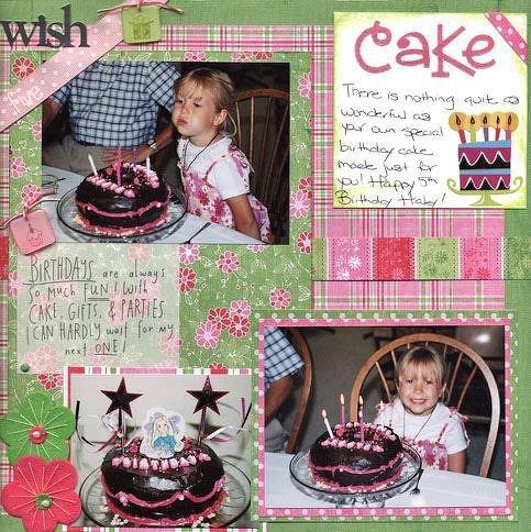 Cake ~NEW Bo Bunny~