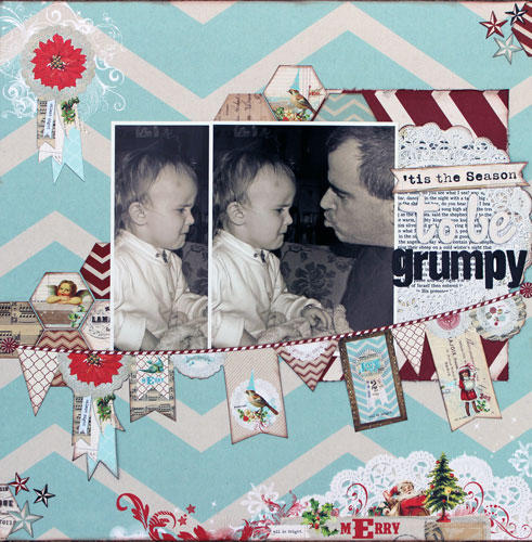 'Tis the Season to be Grumpy ~Birds of a Feather Kit Co.