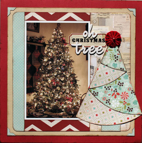 Oh Christmas Tree ~ Birds of a Feather Kit Co.