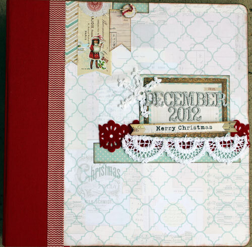 December 2012 ~ Birds of a Feather Kit Co.