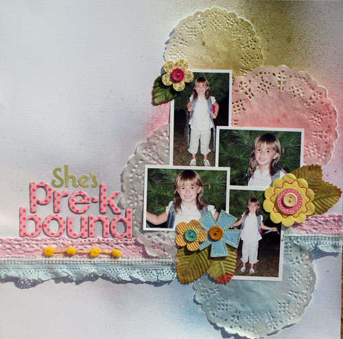 She's Bre-K Bound ~ Birds of a Feather Kit Co.