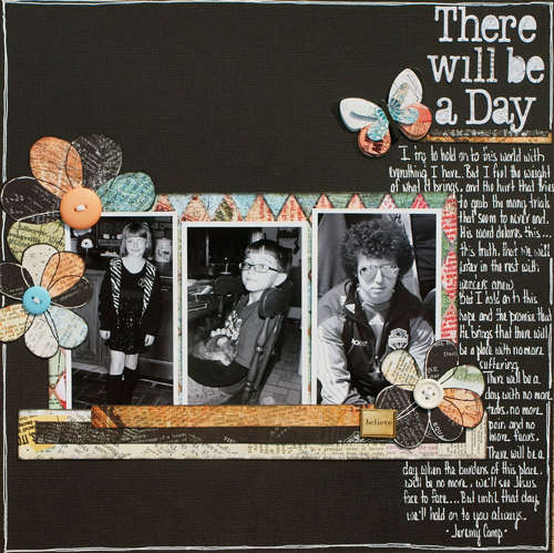 There Will Be a Day ~ Birds of a Feather Kit Co.