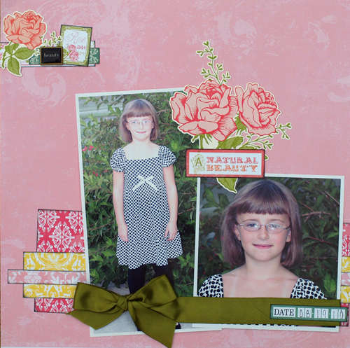 A Natural Beauty ~ Birds of a Feather Kit Co.