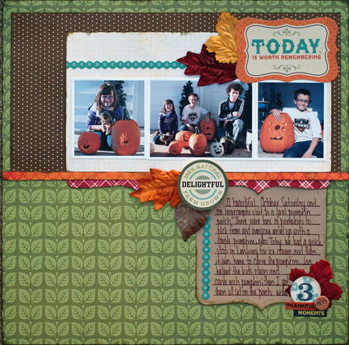 Today is Worth Remembering ~ Birds of a Feather Kit Co.
