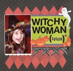 Witchy Woman (almost)