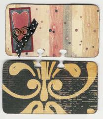Rolodex Card - Love Theme