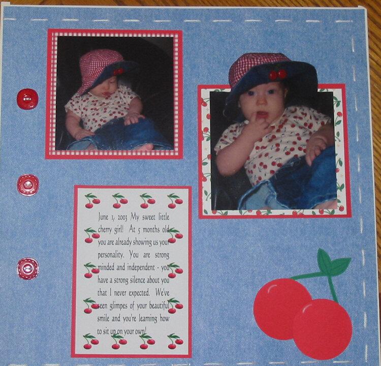 Elle's Cherry Page 2