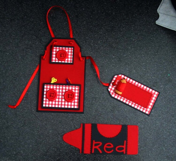 Crayola Swap - Red Group #3