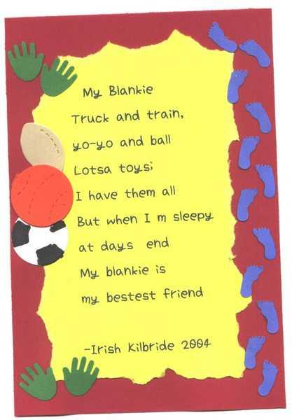 Toddler Poem