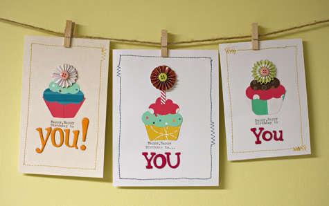Happy Birthday Card *American Crafts*