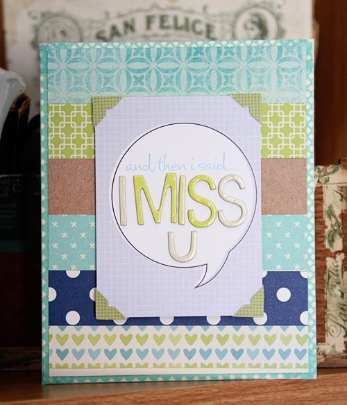 Miss You Cocoa Daisy 4/13
