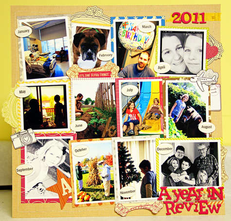 a Year in Review *American Crafts*