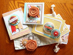 Bag of Cards *COCOA DAISY DEC*