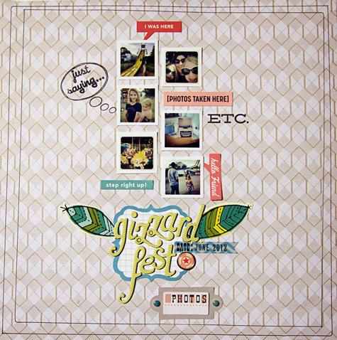 Gizzard Fest *COCOA DAISY NOV.2012*
