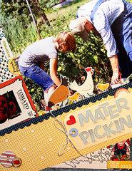 Mater Pickin *October Afternoon*