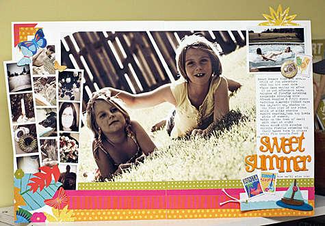 Sweet Summer *American Crafts*