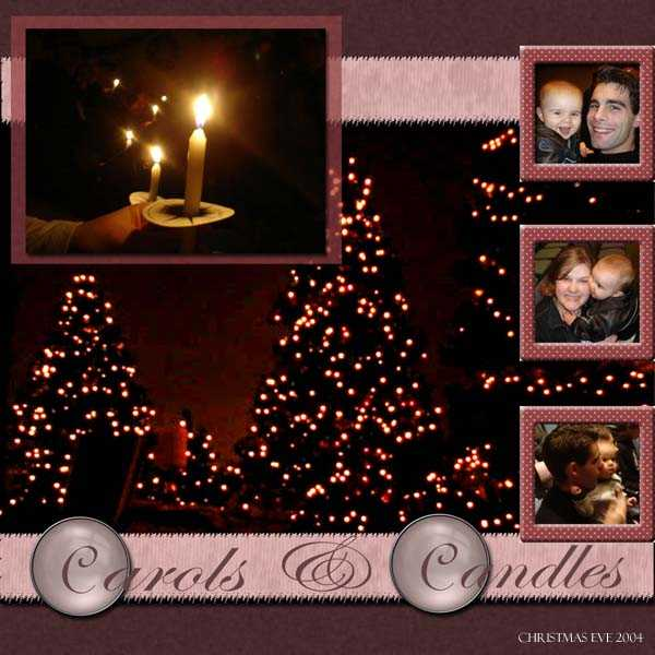 Carols and Candles