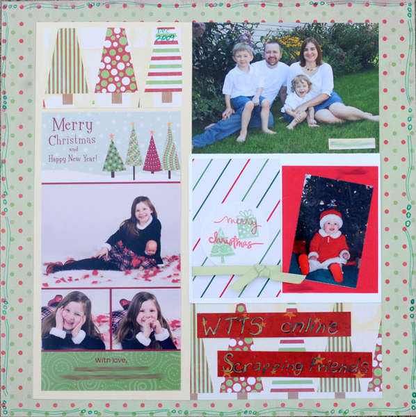 2009 Christmas Cards WTTS