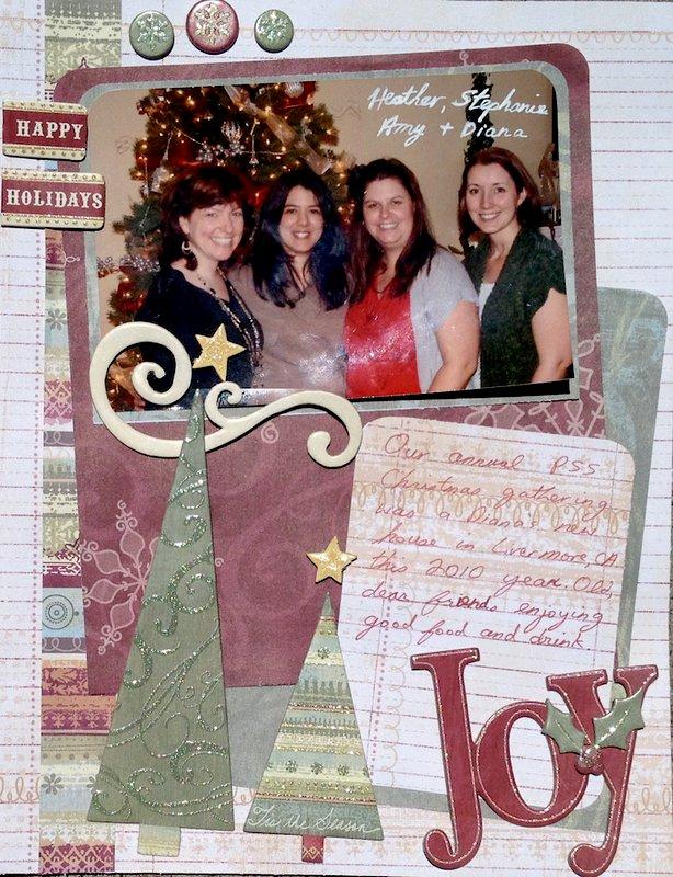 PSS Christmas 2010