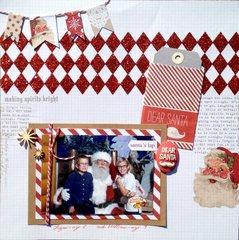 Dear Santa 2013