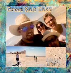 Utah Great Salt Lake