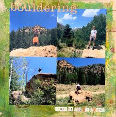 Utah Bourldering