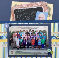 School Class Photo