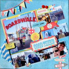 MOXXIE- Good Times @ Boardwalk