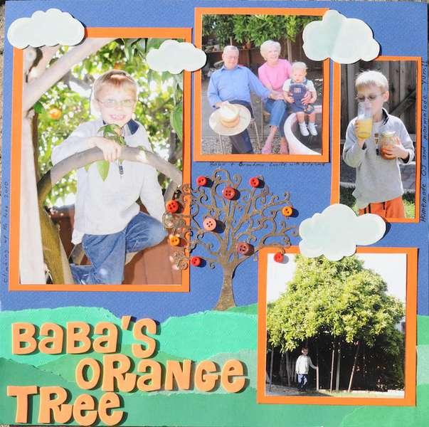 Baba's Orange Tree