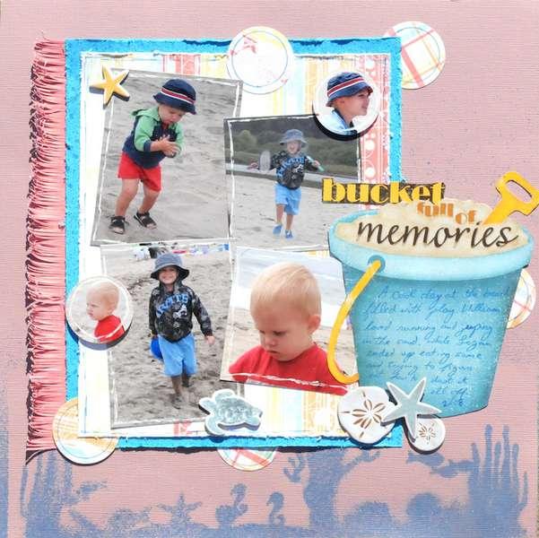 Bucket Full of Memories