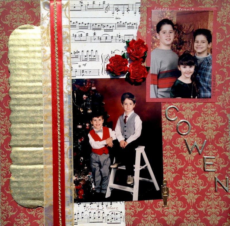 Cowen Christmas pics