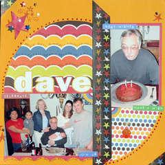Dave's Birthday