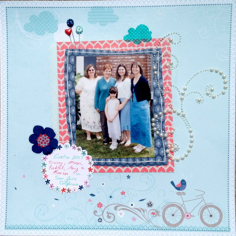 Easter women 2003