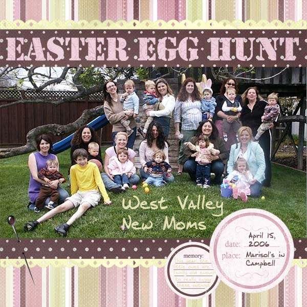 Easter Egg Hunt - Group