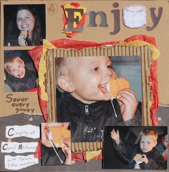 enjoy (S'mores)